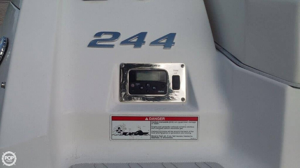 2010 Chaparral boat for sale, model of the boat is 244 Sunesta & Image # 22 of 40