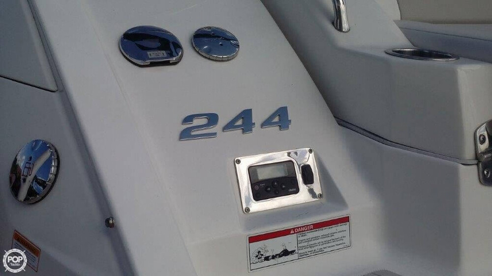 2010 Chaparral boat for sale, model of the boat is 244 Sunesta & Image # 23 of 40