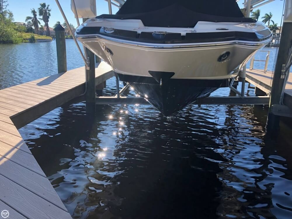 2010 Chaparral boat for sale, model of the boat is 244 Sunesta & Image # 30 of 40