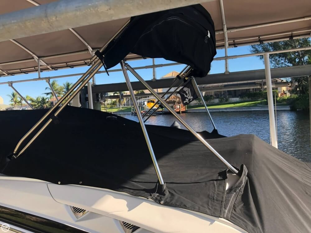 2010 Chaparral boat for sale, model of the boat is 244 Sunesta & Image # 37 of 40