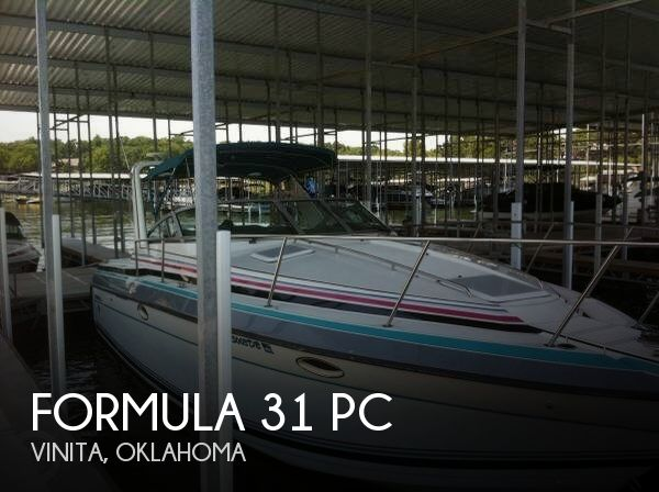 Used Power boats For Sale in Tulsa, Oklahoma by owner | 1993 Formula 31