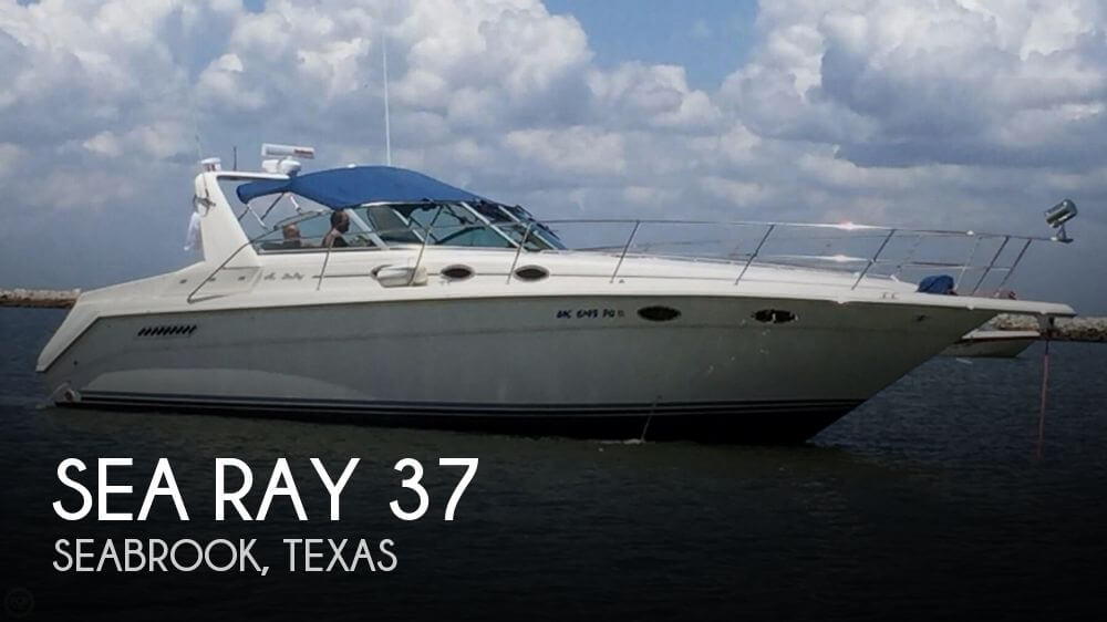 Used Sea Ray Boats For Sale in Texas by owner | 1994 Sea Ray 37