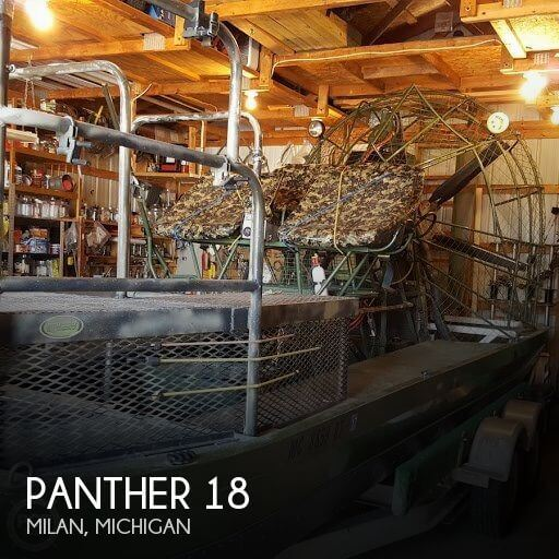 Used Ski Boats For Sale in Michigan by owner | 2002 Panther 18