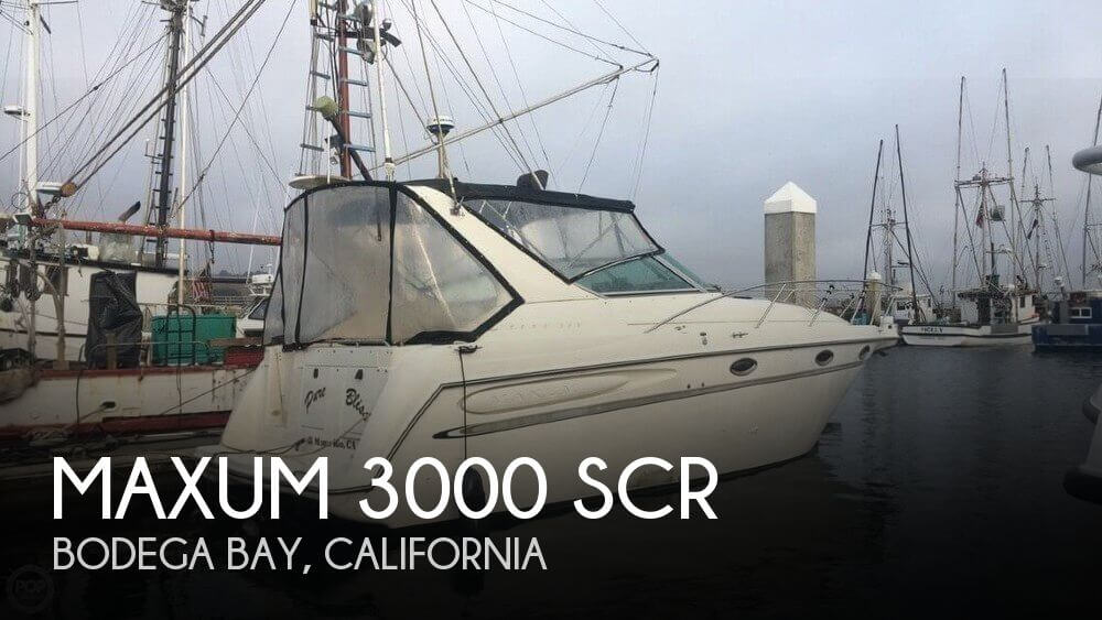 Used Maxum Boats For Sale in California by owner | 1997 Maxum 32
