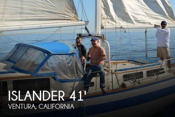 Used Boats For Sale in Santa Maria, California by owner | 1979 Islander 41