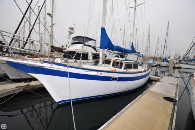 Islander Freeport 41, 45', for sale - $33,500