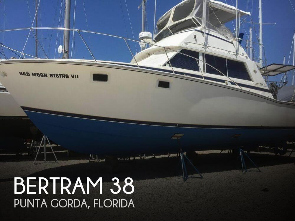 Used BERTRAM Fishing boats For Sale in Florida by owner   1979 Bertram 38