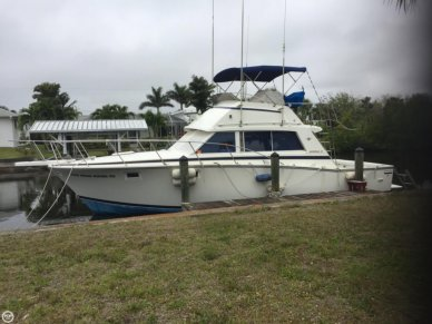 Bertram 38 Mark III Convertible, 38', for sale - $33,800