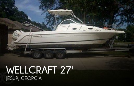 Used Wellcraft 29 Boats For Sale by owner | 2000 Wellcraft 29