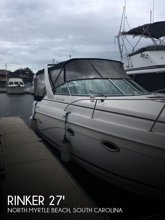 Used Rinker 29 Boats For Sale by owner | 2005 Rinker 29
