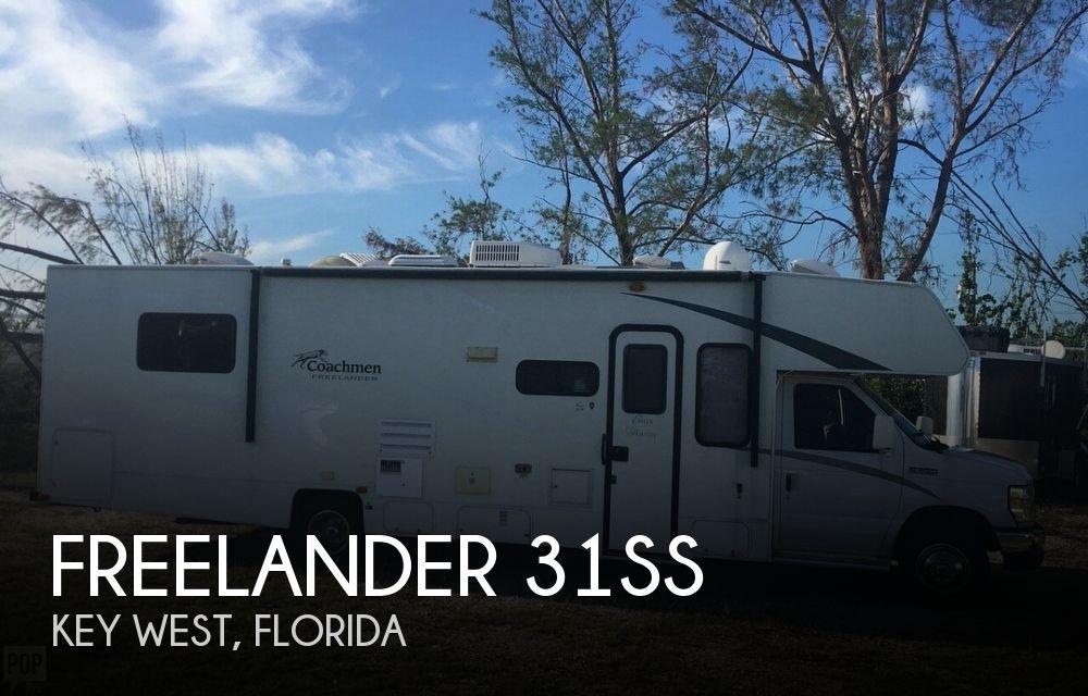 2010 Coachmen Freelander 31SS
