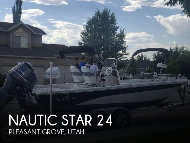 Used Boats For Sale in Ogden, Utah by owner | 2013 Nautic Star 24