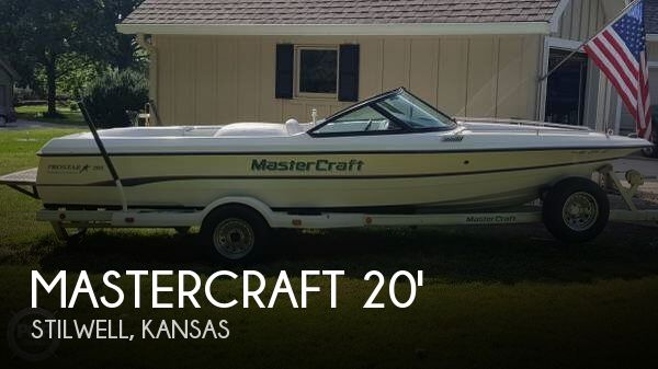 Used Boats For Sale in Kansas by owner | 1995 Mastercraft 20