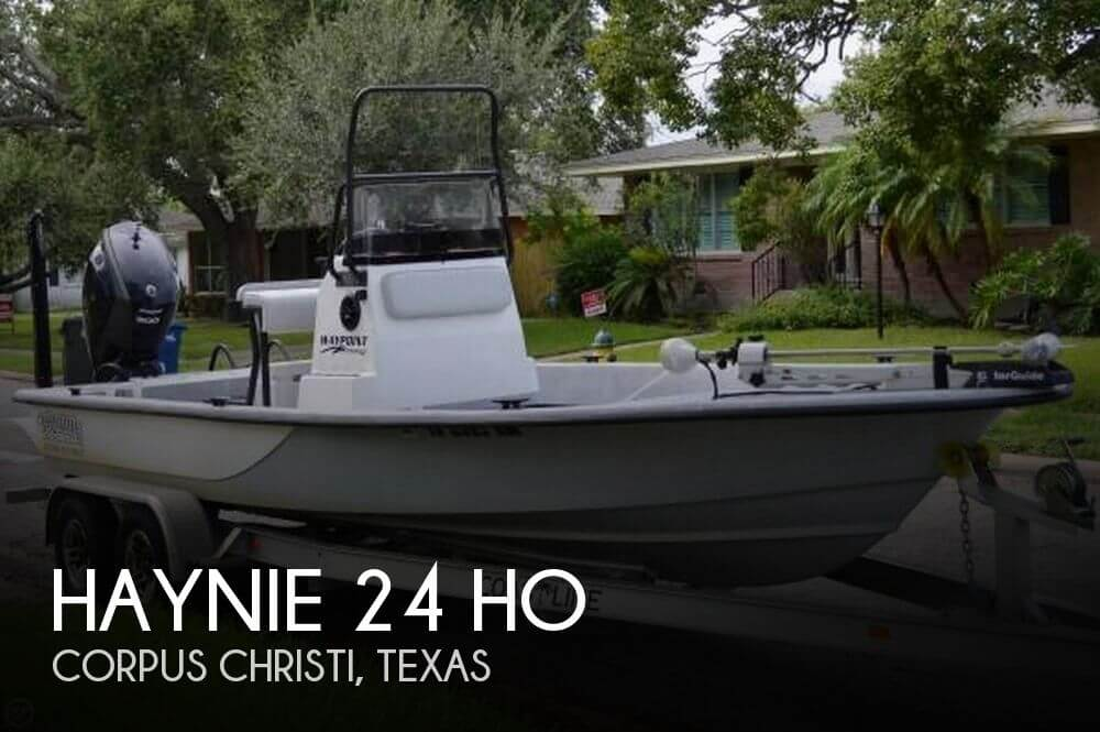 Used Haynie Boats For Sale by owner | 2009 Haynie 24