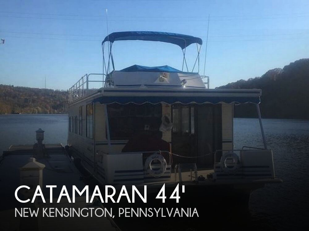 Used Boats For Sale in Pennsylvania by owner | 1992 Aqua Cruiser 44