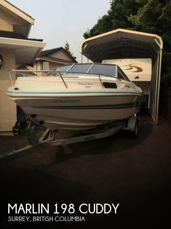 Used Marlin Boats For Sale by owner | 1994 Marlin 19