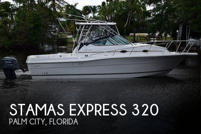 Used Boats For Sale in Palm Bay, Florida by owner | 2006 Stamas 32