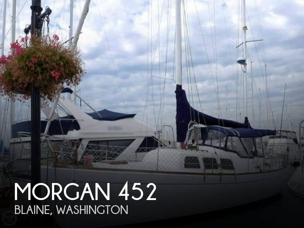Used Morgan Boats For Sale by owner | 1979 Morgan 45