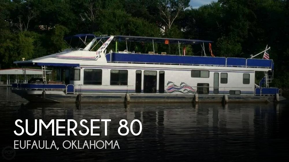 Used Boats For Sale in Tulsa, Oklahoma by owner | 1997 Sumerset 80