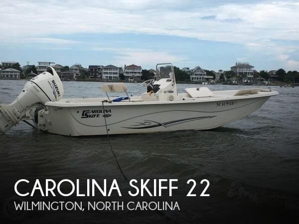 Used Carolina Skiff Boats For Sale by owner   2015 Carolina Skiff 22