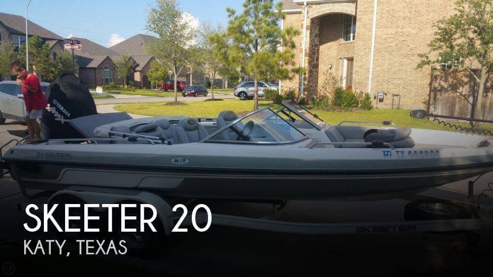 Used Skeeter Boats For Sale in Texas by owner | 2007 Skeeter 20
