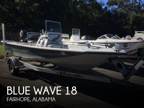 Used Blue Wave Boats For Sale by owner | 2014 Blue Wave 18