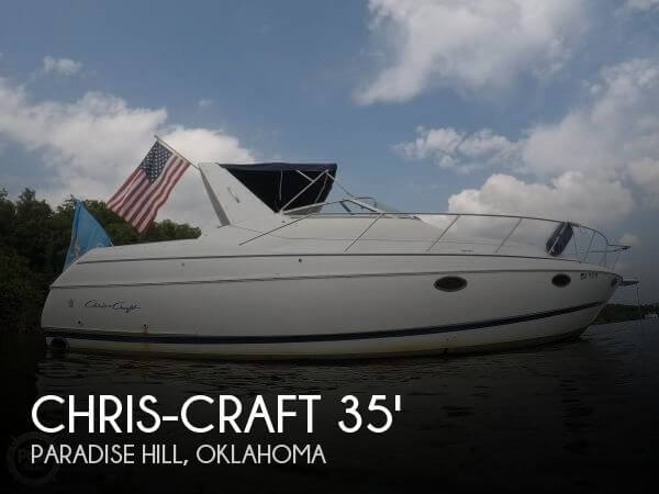 Used Boats For Sale in Fort Smith, Arkansas by owner | 1993 Chris-Craft 34