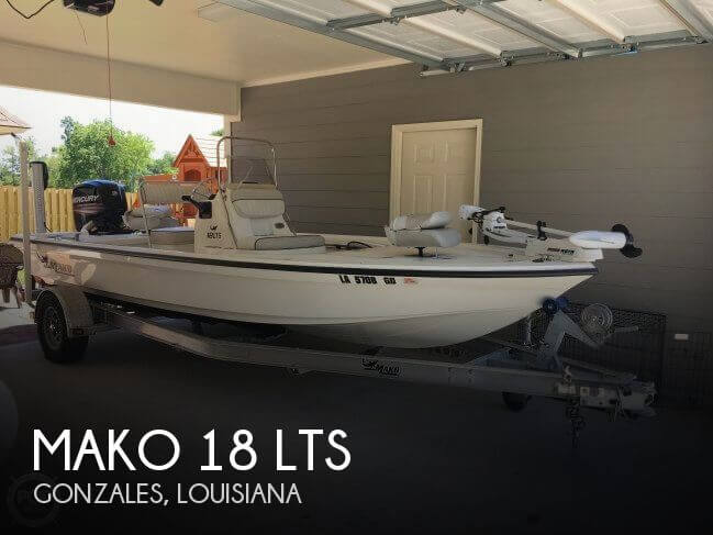 Used MAKO Boats For Sale by owner | 2015 Mako 18