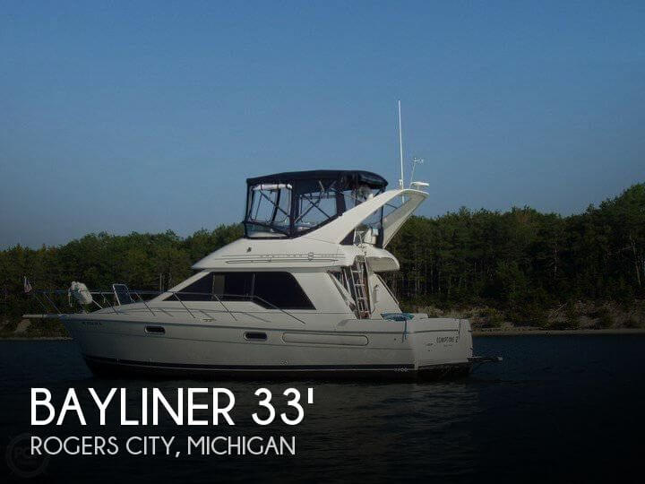 Used Motoryachts For Sale in Michigan by owner | 1997 Bayliner 39