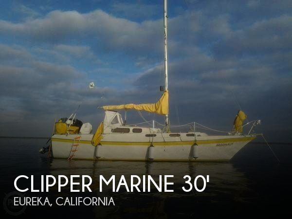 Used Clipper Marine Boats For Sale by owner | 1979 Clipper Marine 29