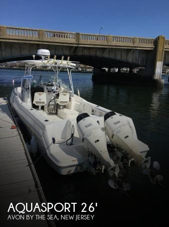Used Aquasport Boats For Sale by owner | 2003 Aquasport 26