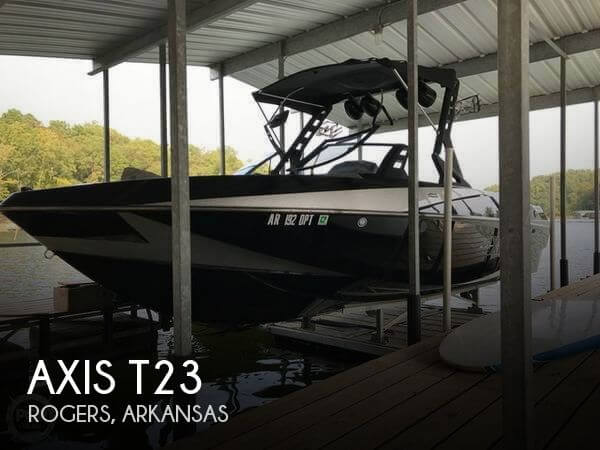 Used Axis Boats For Sale by owner | 2016 Axis 23