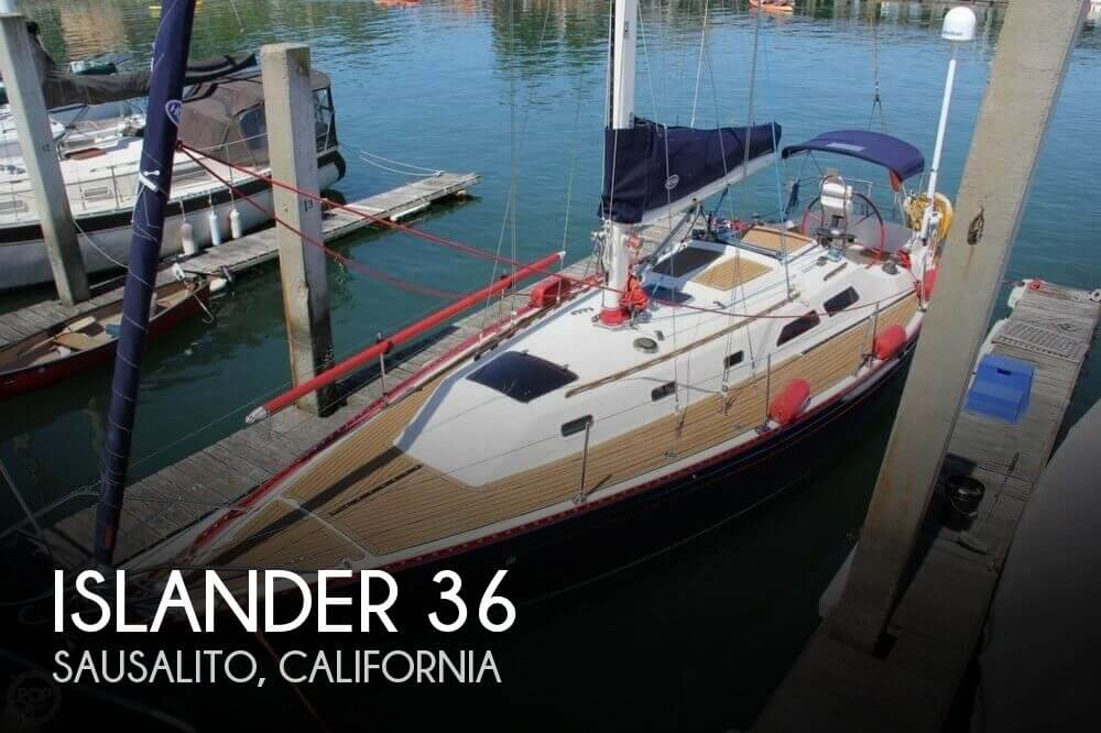 Used Boats For Sale in Santa Rosa, California by owner | 1978 Islander 36