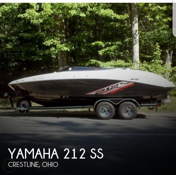 Used Ski Boats For Sale in Ohio by owner | 2009 Yamaha 21