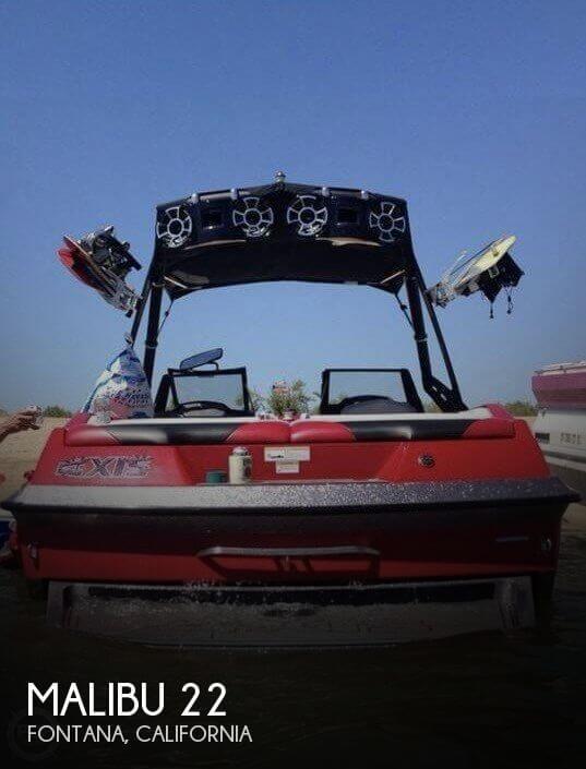 Used MALIBU Boats For Sale in California by owner | 2013 Malibu 22