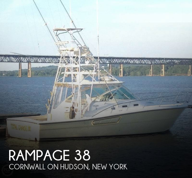 Used Rampage Boats For Sale by owner | 2001 Rampage 40