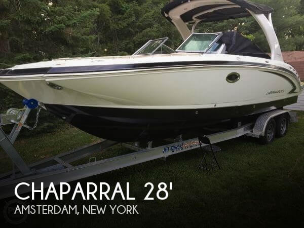 Used Chaparral 28 Boats For Sale by owner | 2011 Chaparral 28