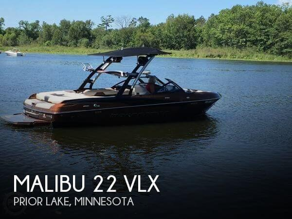 Used Boats For Sale in Minnesota by owner | 2016 Malibu 22