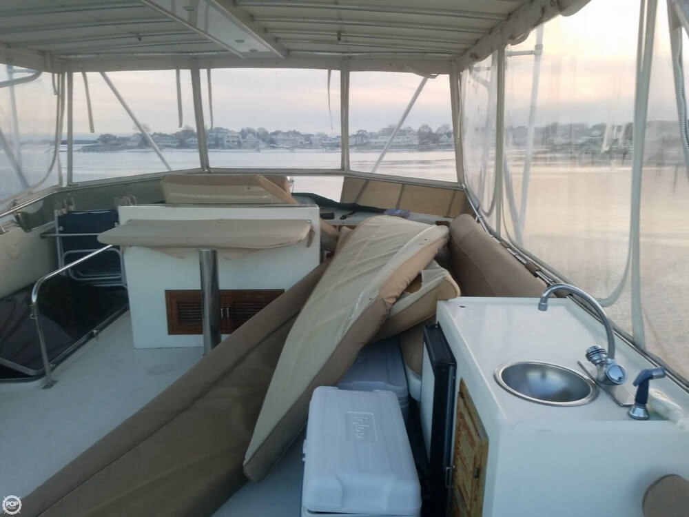 1987 Kha Shing boat for sale, model of the boat is 65 & Image # 16 of 40