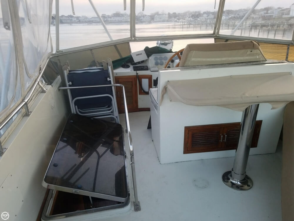 1987 Kha Shing boat for sale, model of the boat is 65 & Image # 18 of 40