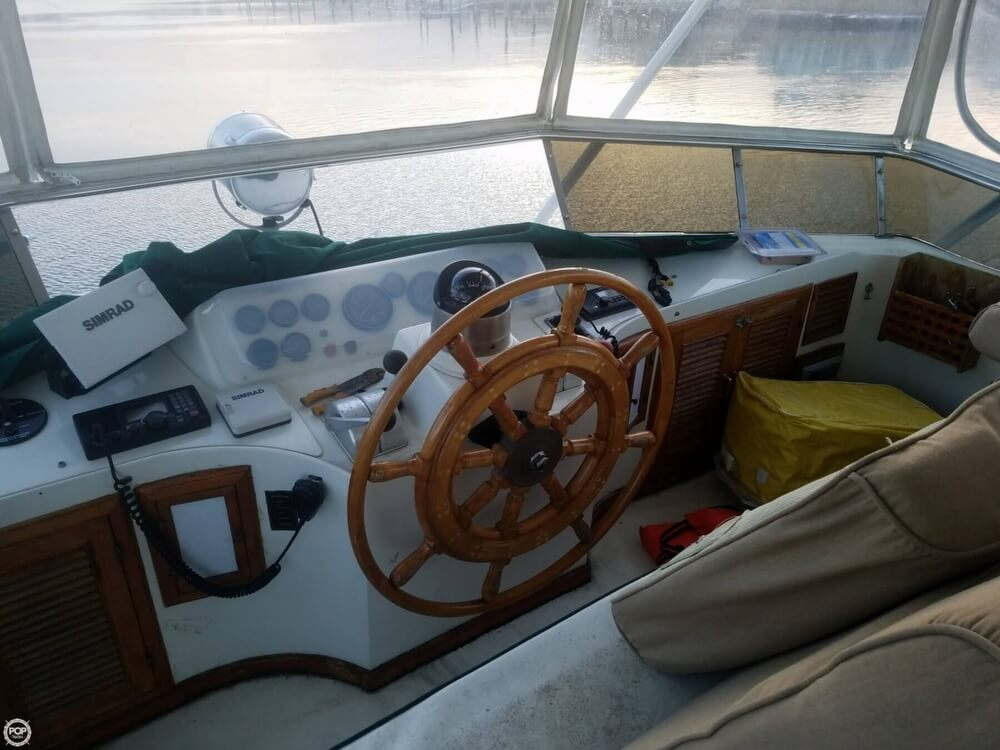 1987 Kha Shing boat for sale, model of the boat is 65 & Image # 20 of 40