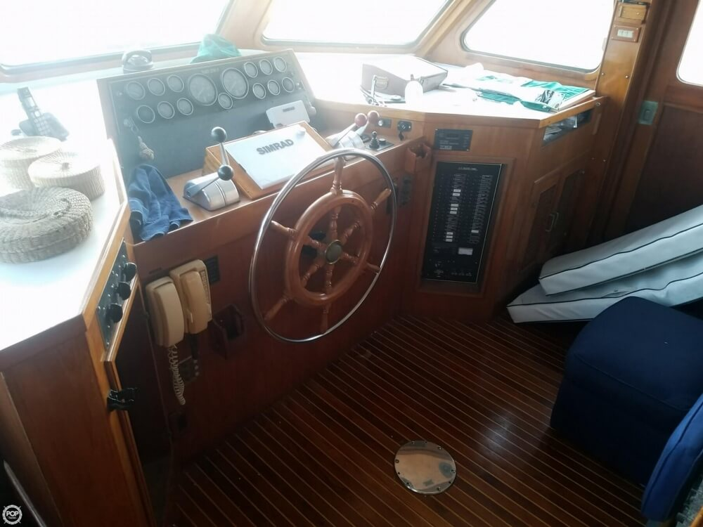 1987 Kha Shing boat for sale, model of the boat is 65 & Image # 27 of 40