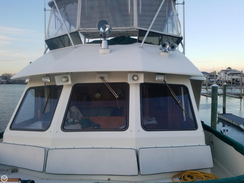 1987 Kha Shing boat for sale, model of the boat is 65 & Image # 34 of 40