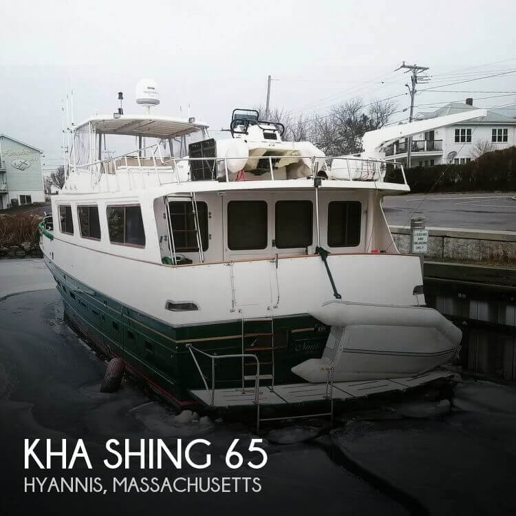 1987 Kha Shing boat for sale, model of the boat is 65 & Image # 1 of 40