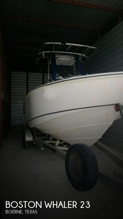 Used Boston Whaler Boats For Sale in Texas by owner | 2004 Boston Whaler 23
