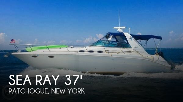 Used Sea Ray 37 Boats For Sale by owner | 1999 Sea Ray 37