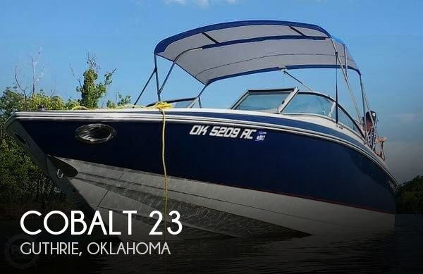 Used Boats For Sale in Oklahoma City, Oklahoma by owner | 2003 Cobalt 23