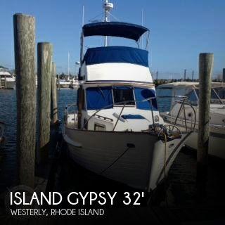 Used Island Gypsy Boats For Sale by owner | 1990 Island Gypsy 32