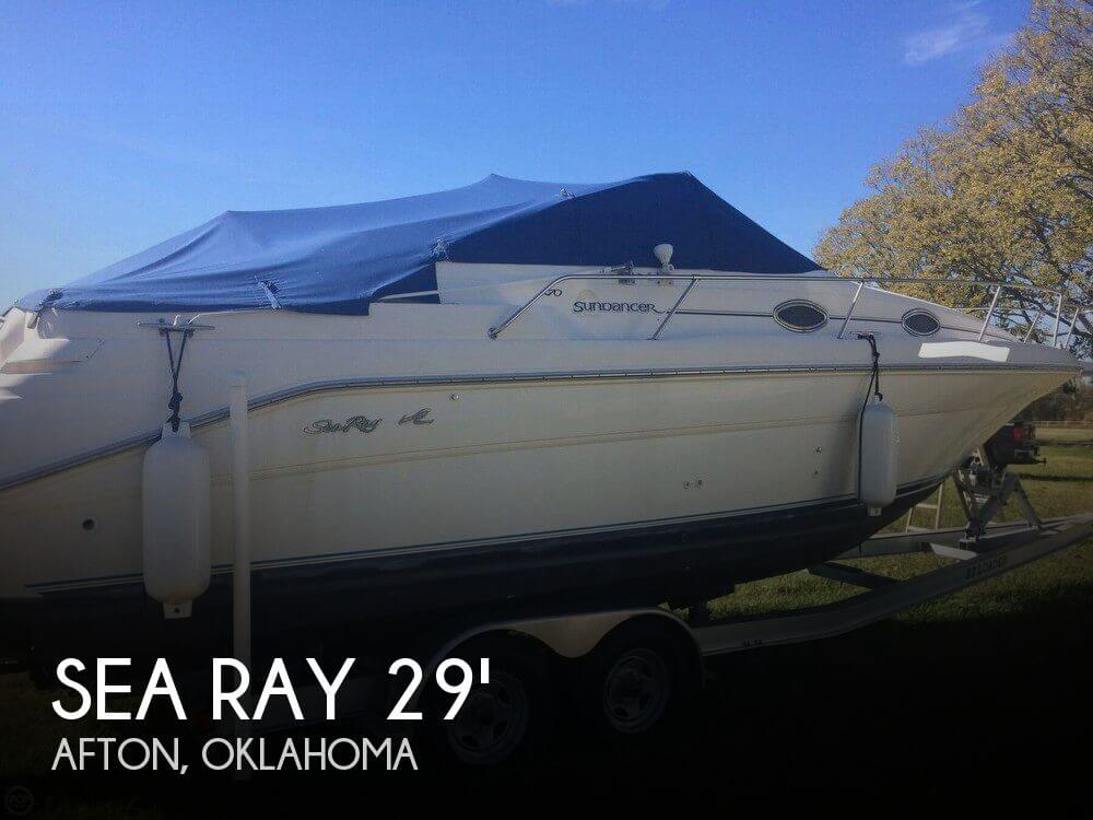 Used Sea Ray 27 Boats For Sale by owner | 1995 Sea Ray 27