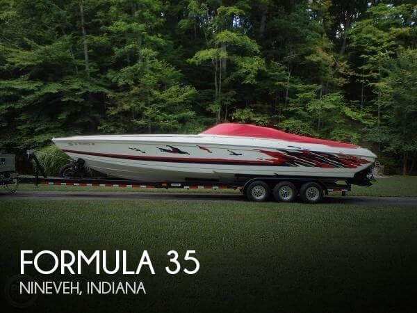 Used Formula 35 Boats For Sale by owner | 2000 Formula 35